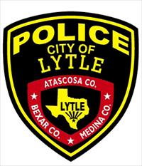 Lytle Police Patch